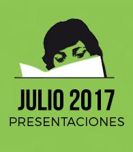 Julio de 2017: presentaciones