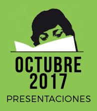 Octubre de 2017: presentaciones
