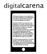 Ediciones Carena presenta digitalCarena