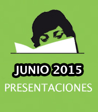 Junio de 2015: presentaciones