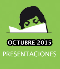 Octubre de 2015: presentaciones
